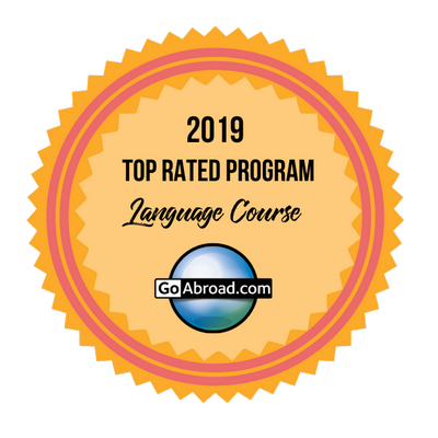 GoAbroad.com Top rated program Language Course